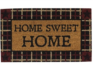 Star Home Sweet Home Doormat