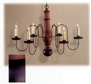 Concord Wooden Chandelier