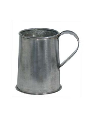 "5"" Tin Pint Tankard"