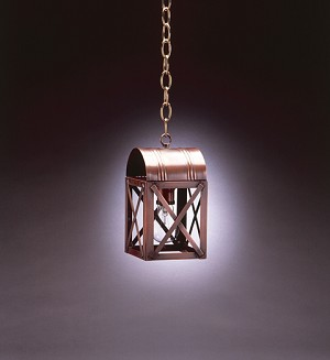 Small Adams Crossbar Hanging Light