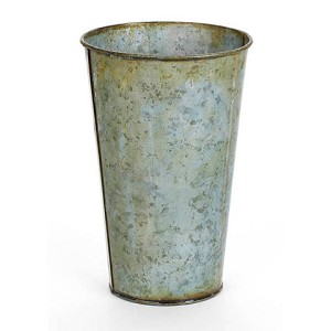 French Bucket - Antique Gray