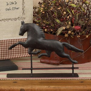 Small Horse Weather Vane