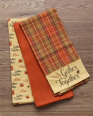 Tea Towels - Gather Together