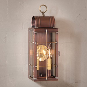 Queen Arch Lantern Antique Copper