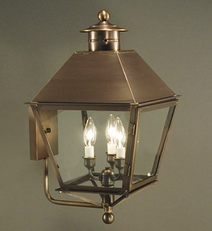 Large Jamestown Wall Light