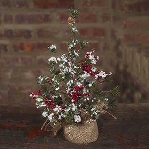 "12"" Woodland Berry Tree"