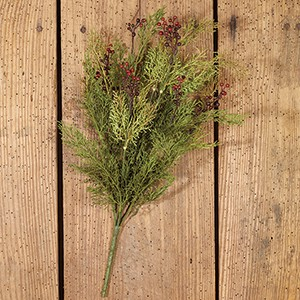 "19"" Cedar 'N' Berries Bunch"