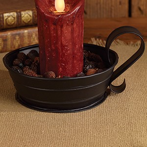 Pillar Candle Tub