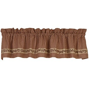 Farmhouse Berry Valance