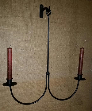 Two Arm Candle Hanging
