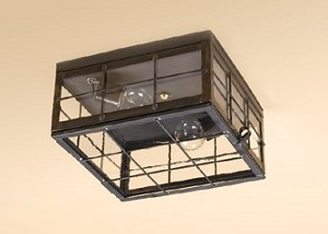 Amherst Flushmount Ceiling Light