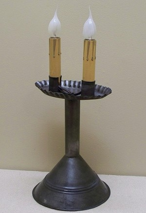 Blacksmith Tin Table Light