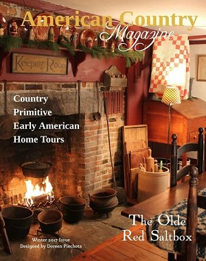 American Country Magazine Winter 2017