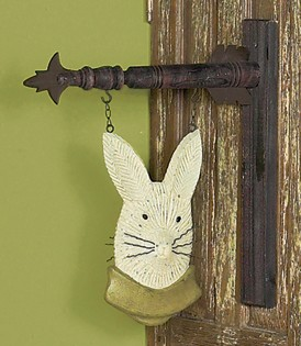 13 Inch Hanging Bunny Arrow Replacement