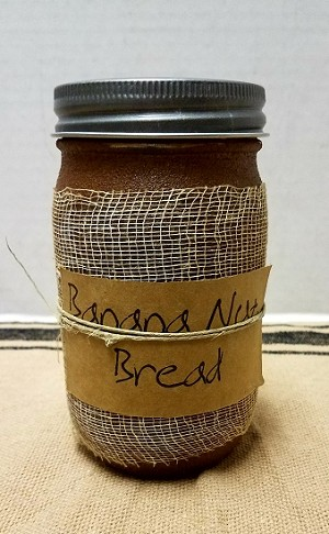 16 oz. Banana Nut Bread