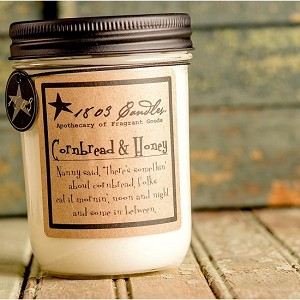 Cornbread and Honey Soy Candle