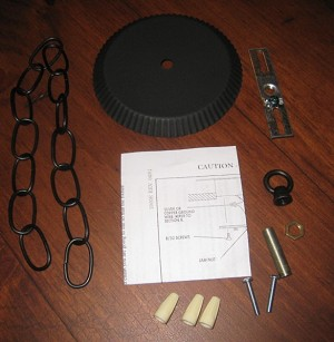 Crimped Canopy Kit