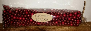 Floating Berry Balls