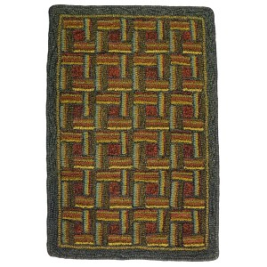 2' x 3' Match Stic Hooked Rugs