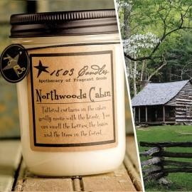 Northwoods Cabin Soy Candle