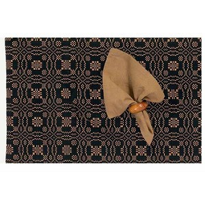 Lover's Knot Jacquard Placemat