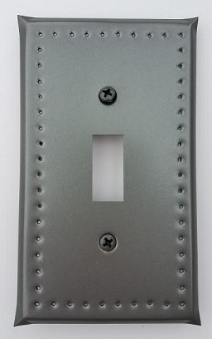 Tin Single Switchplate Border Punch