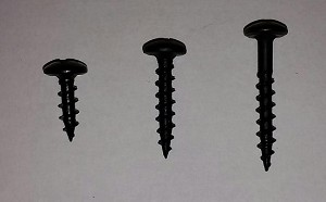Wrought Iron Screws