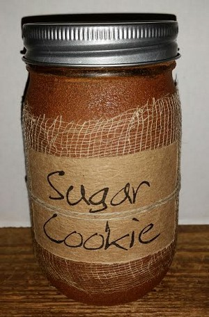 16 oz.  Sugar Cookie