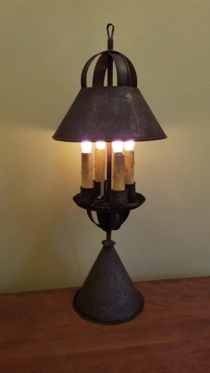 Stratton Tin Table Light