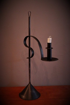 Adams Table Lamp Candle