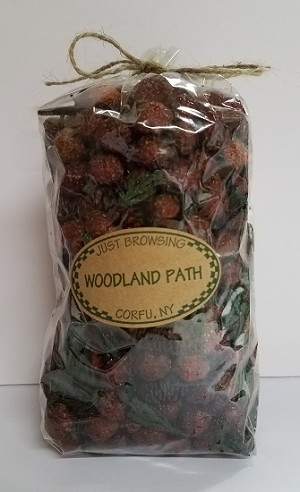 Woodland Path Potpourri