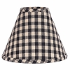 Heritage House Check Lampshade 10