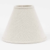 Farmhouse Solid Lampshade Buttermilk 10