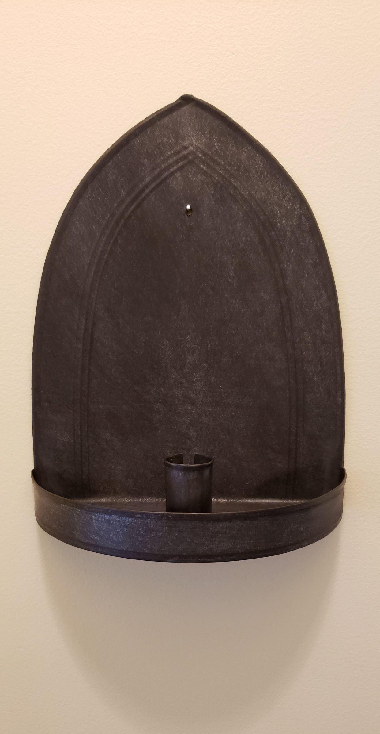 Church Sconce Single Candle