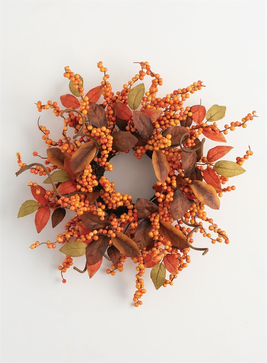 FALL BERRY RING