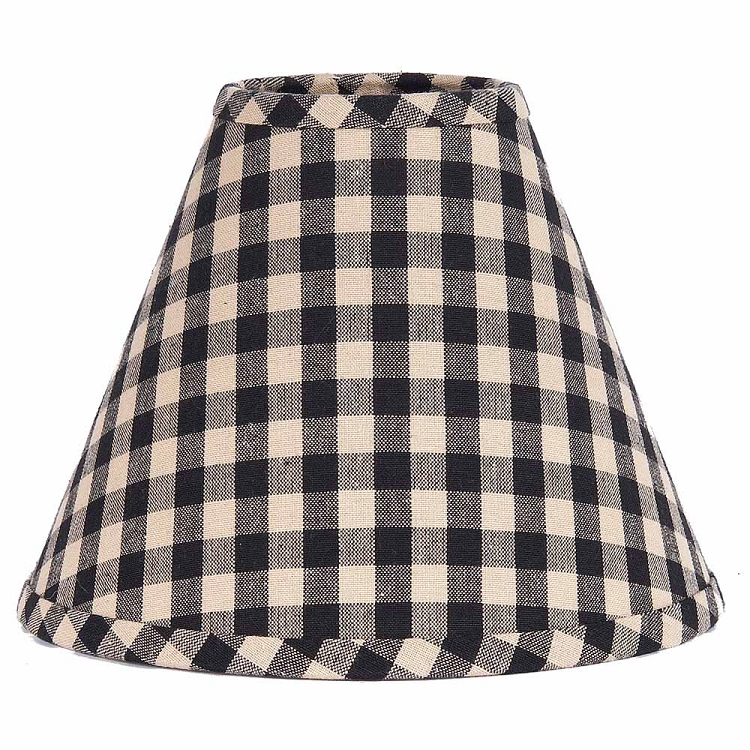 Heritage House Check Lampshade 12