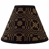 Lover's Knot Jacquard Lampshade 12