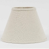 Farmhouse Solid Lampshade Buttermilk 12