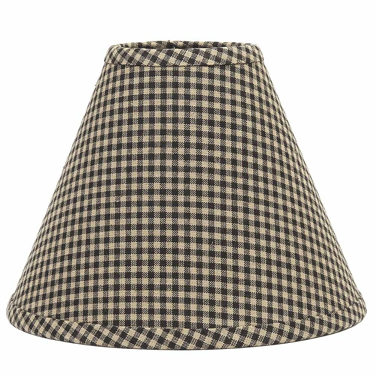 Newbury Gingham Lampshade 12