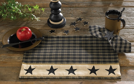 Sturbridge Star Placemat