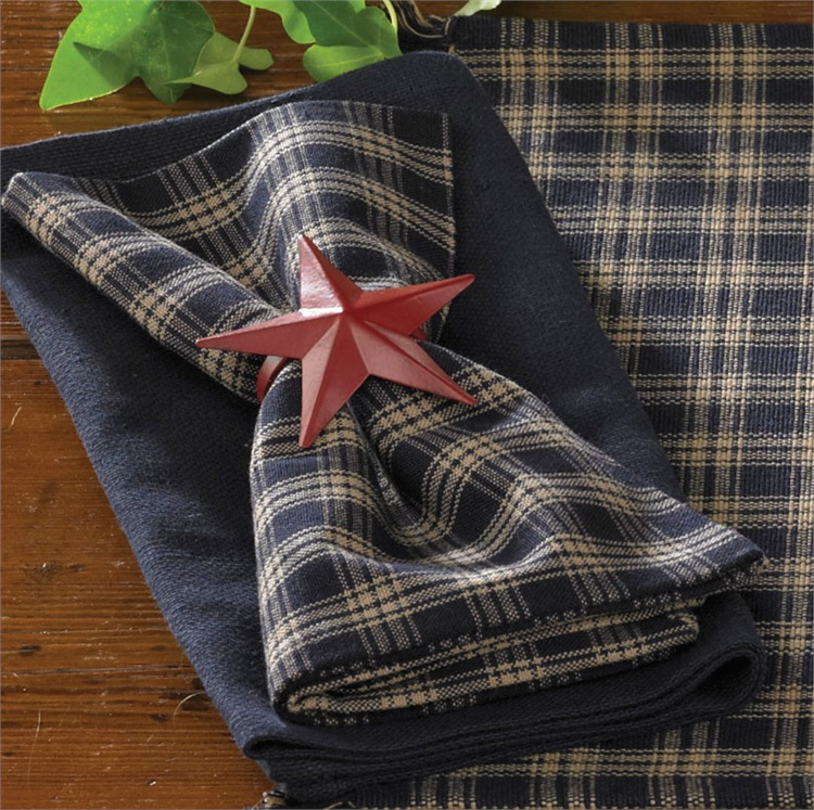 Sturbridge Napkin - Navy