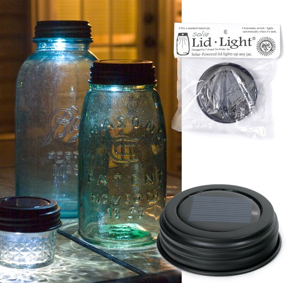 Solar Lid-Light