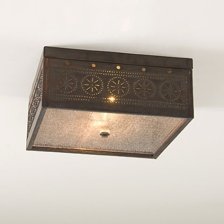 Tin Ceiling Lights