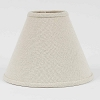 Farmhouse Solid Lampshade Buttermilk 14