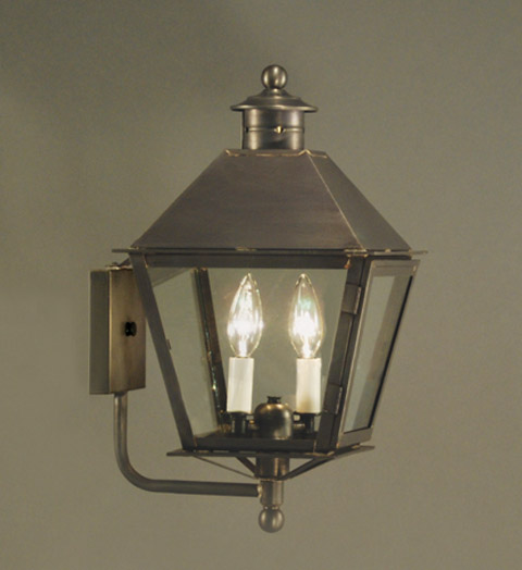 Small Jamestown Wall Light
