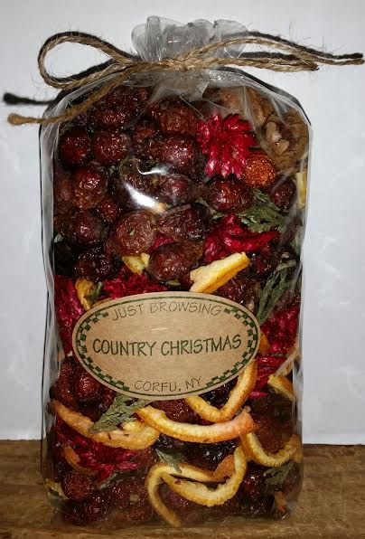 Country Christmas Potpourri