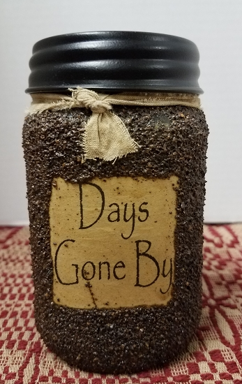 Days Gone By Candle