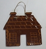 Redware House Wall Hanging