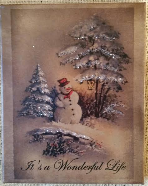 It's A Wonderful Life 8x10