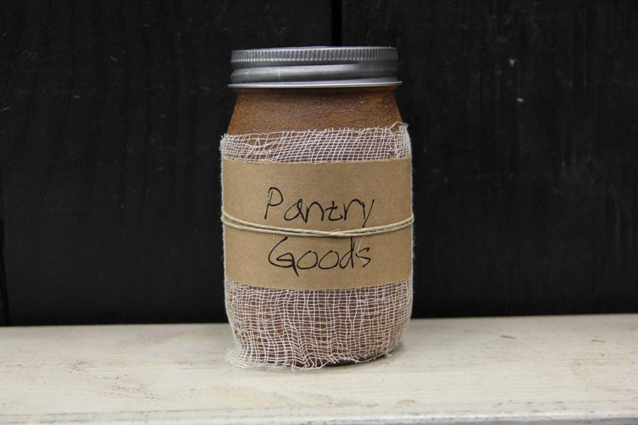 Pantry Goods Candle 16 oz.